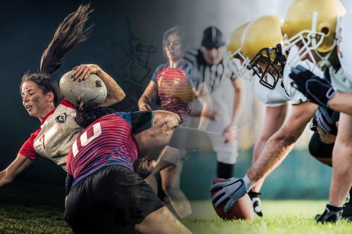 Is Football More Dangerous Than Rugby?