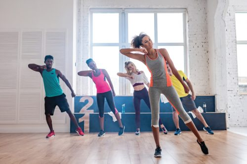 Can You Do Zumba Barefoot?