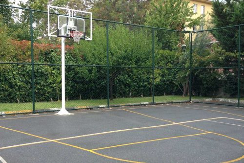 How To Build A Concrete Basketball Court? [5 Steps]