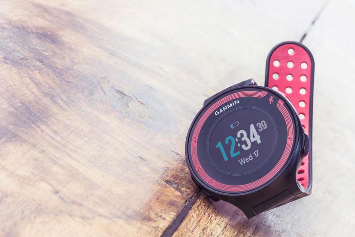 Garmin forerunner multisport smart watch