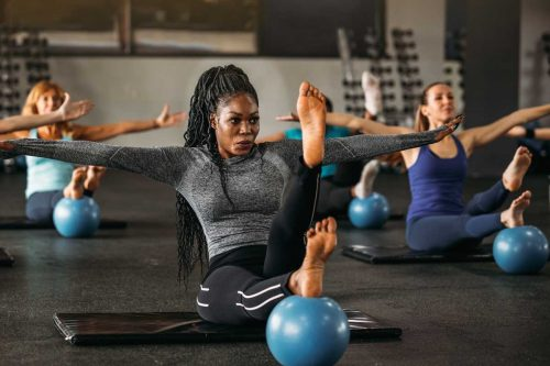 Read more about the article Do You Wear Shoes When Doing Pilates?