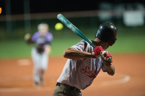 Read more about the article Should You Step When Hitting a Softball?