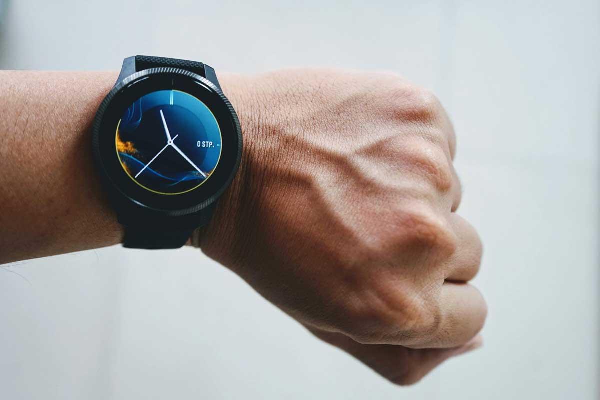 Review smart watch Garmin Venu on man's wrist, How to Get Your Garmin to Track Sleep