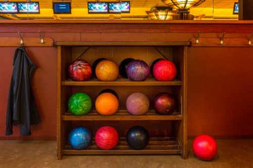 Read more about the article 5 Types Of Bowling Balls For Different Lane Conditions