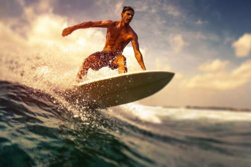 Can Surfing Build Muscle? Here's What Beginners Need to Know