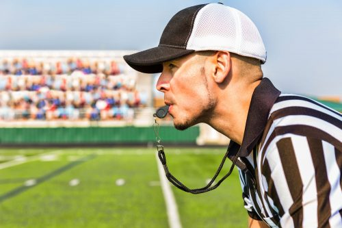 Can Football Referees Wear Glasses?