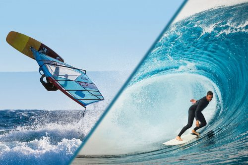 Windsurfing Vs Surfing – What You Need To Know