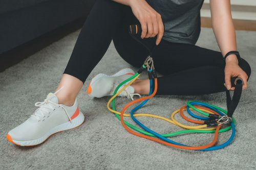 5 Types Of Resistance Bands To Know