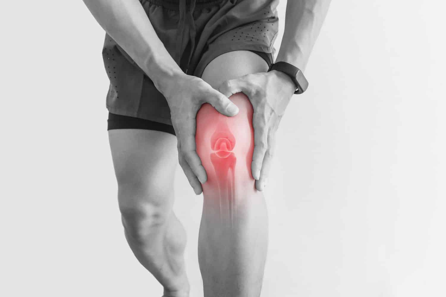 An informative photo of where joint pain starts