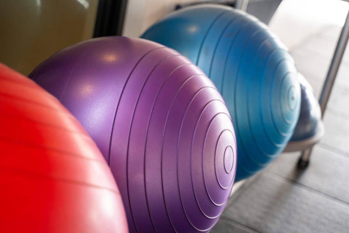 rubber yoga ball for exercise,sport