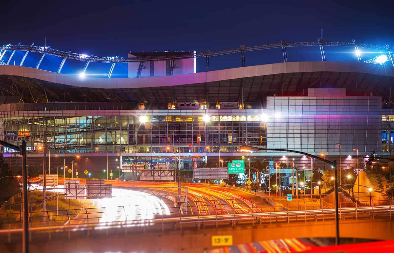 Denver mile high stadium