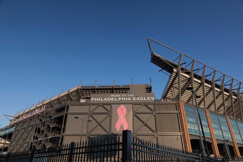 Lincoln financial field in Philadelphia