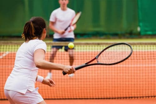 Read more about the article What Is A Net Point In Tennis?